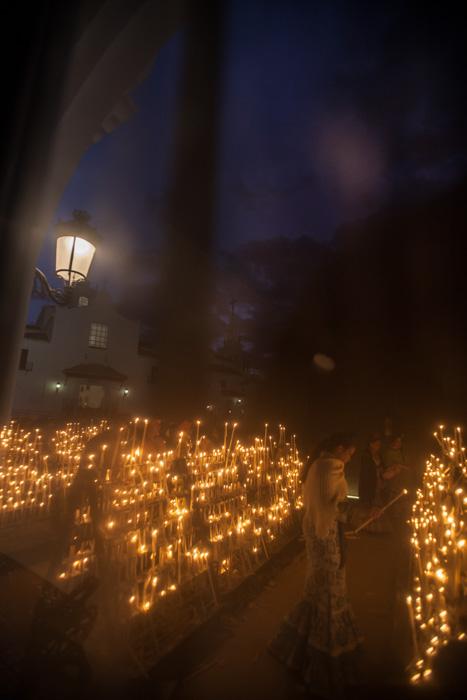 Candles of El Rocio 2 by BaciuC