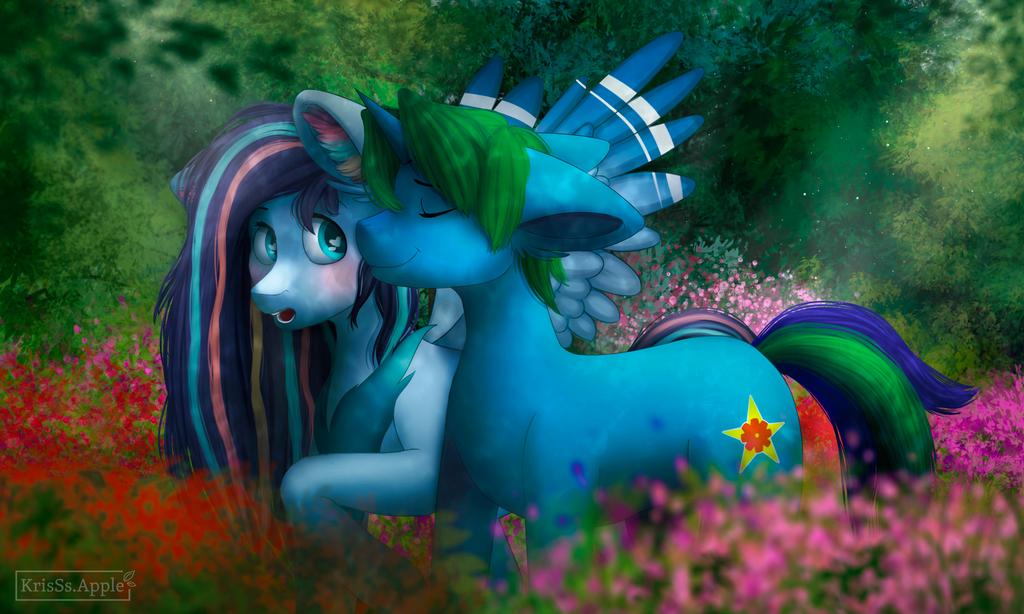 Pony YCH by KrisSsApple
