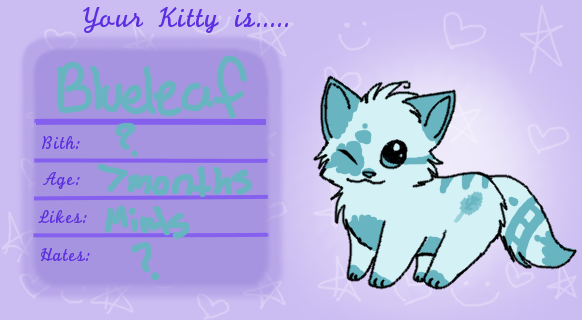 Adoptable Tryout 1 by Freezy-Adopts