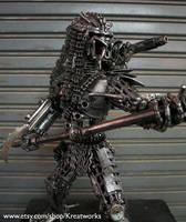 Metal Predator by Kreatworks