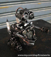 Little Wall-E by Kreatworks
