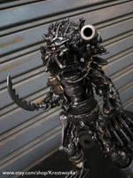 Metal Predator_Swordman by Kreatworks