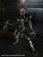 Metal Predator_Axeman by Kreatworks
