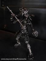 Metal Predator_Spearman by Kreatworks