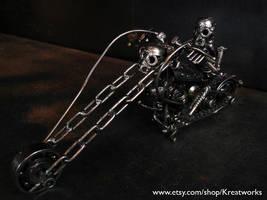 Skull Rider by Kreatworks