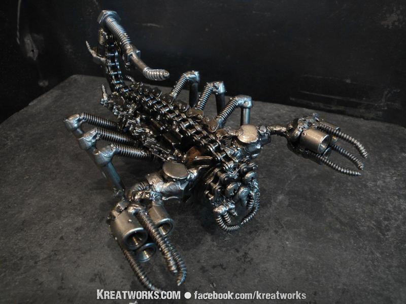Робот скорпион своими руками - Раум Профи