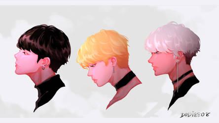 BTS: Maknae Line by eudoeraa