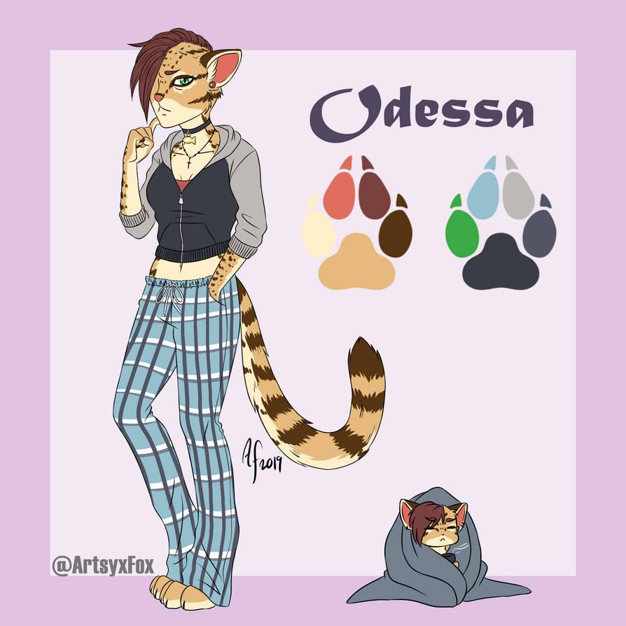 Odessa by ArtsyxFox