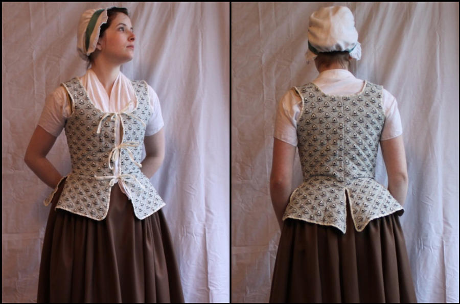 Quilted Waistcoat by ColeV