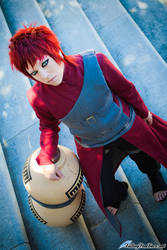 Golden Egg - Sabaku no Gaara by nekomatalee