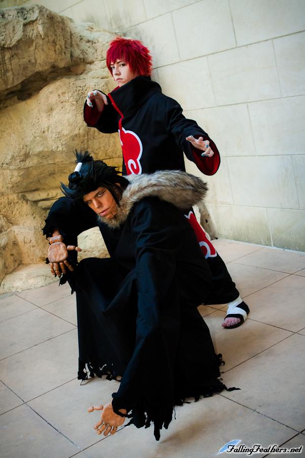 Sasori Master of Puppets - Naruto Shippuden by nekomatalee