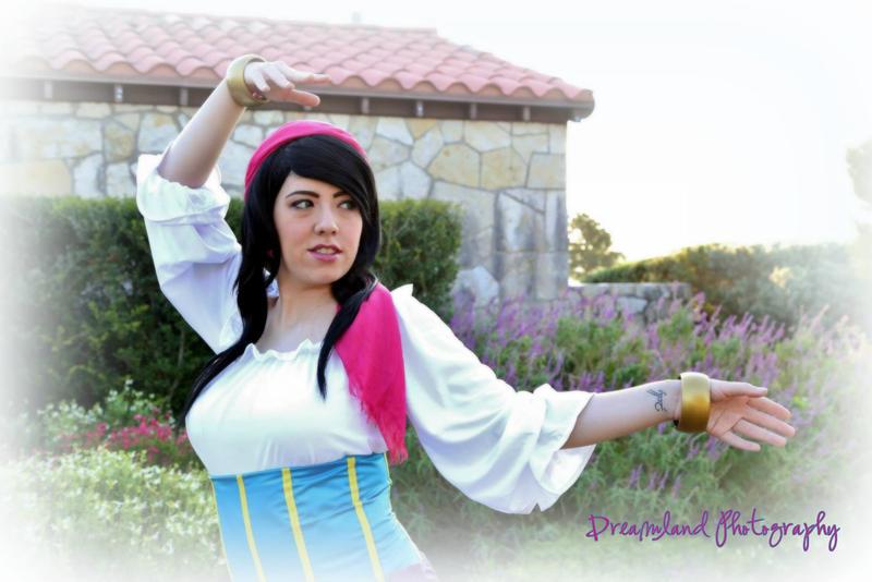 Esmeralda(2) - Hunchback of Notre Dame by nekomatalee