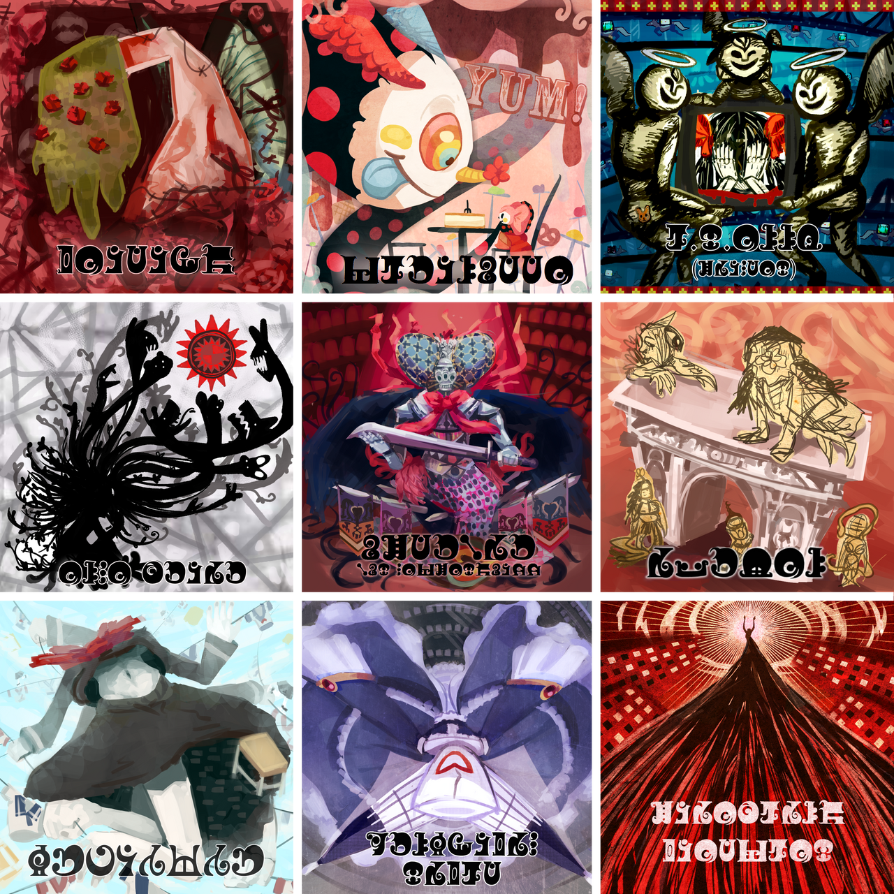 Madoka Magica Withches List by meguchan91 on DeviantArt