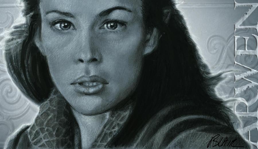 Arwen Evenstar by Cynthia-Blair