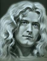 Robert Plant by Cynthia-Blair