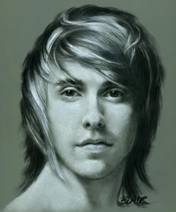 Alex Gaskarth, All Time Low by Cynthia-Blair