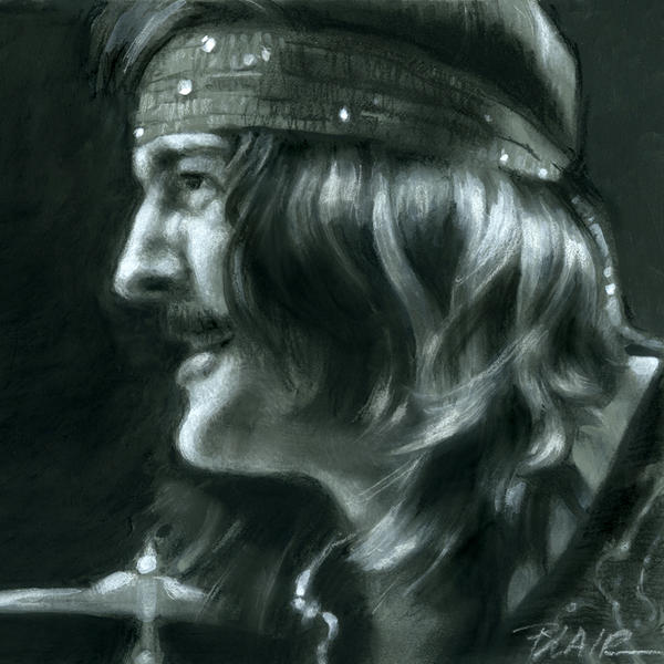 John Bonham, Led Zeppelin by Cynthia-Blair