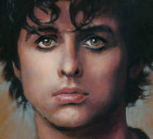 Billie Joe Armstrong Green Day by Cynthia-Blair