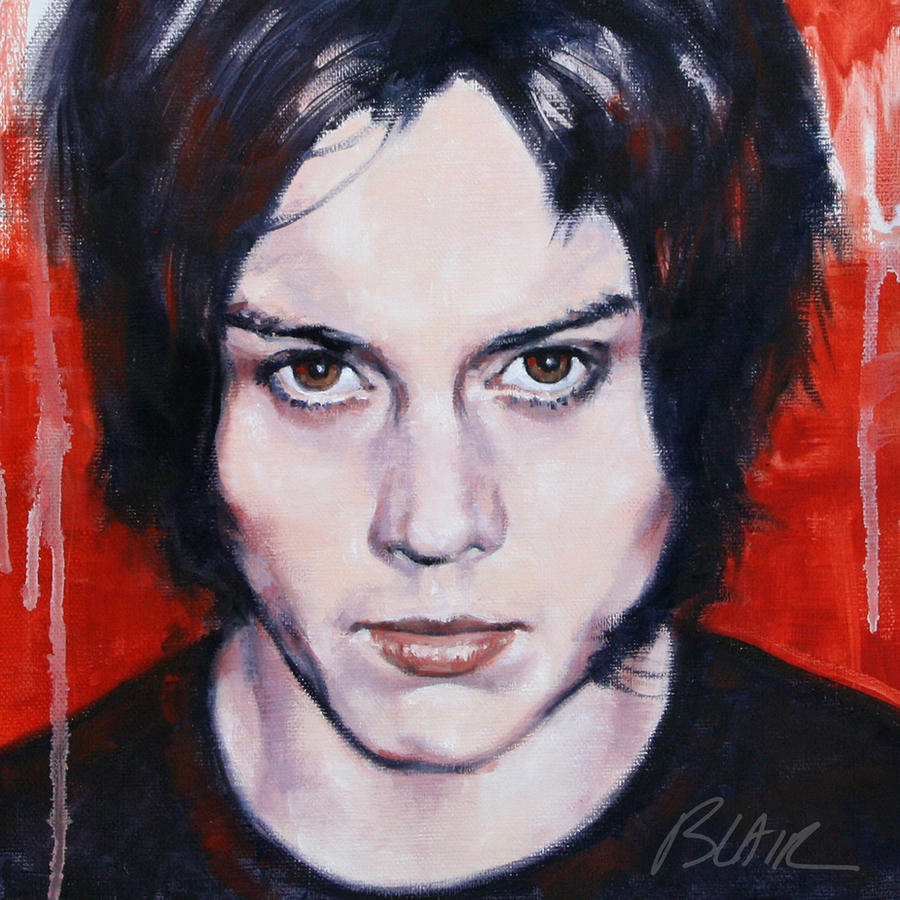 Jack White, 2009 by Cynthia-Blair