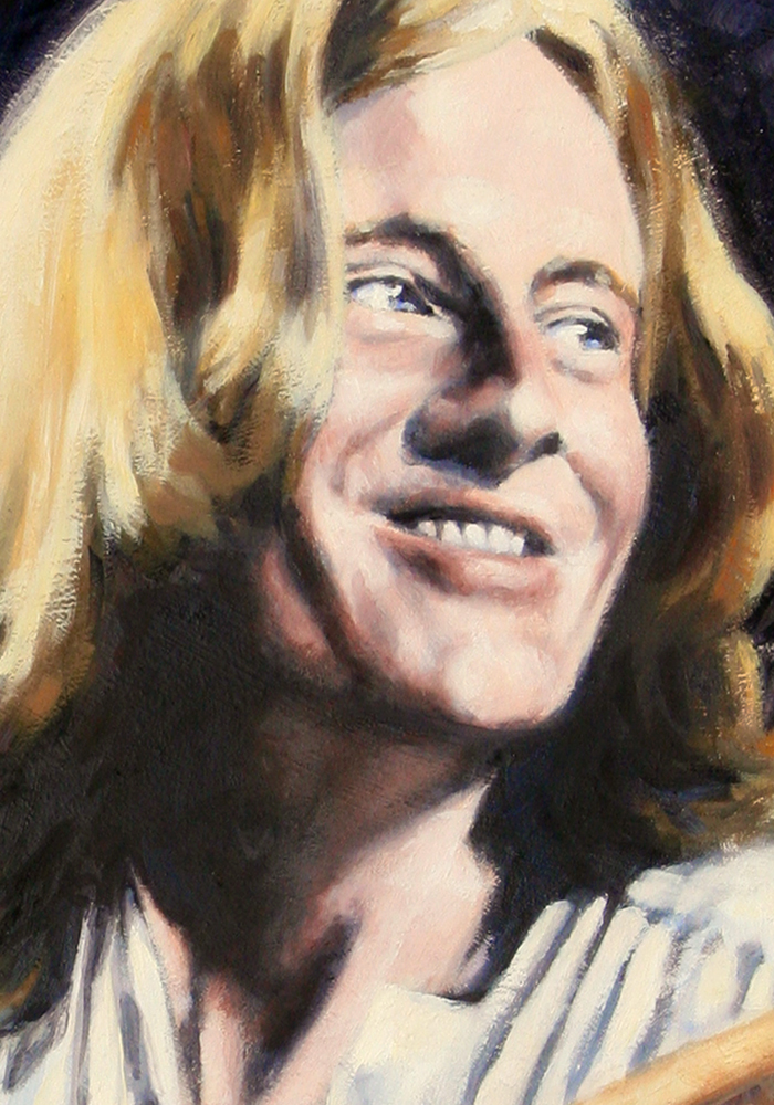 John Paul Jones, Led Zeppelin by Cynthia-Blair