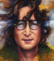 John Lennon by Cynthia-Blair