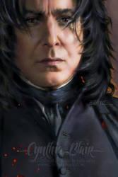 Snape, the Half Blood Prince