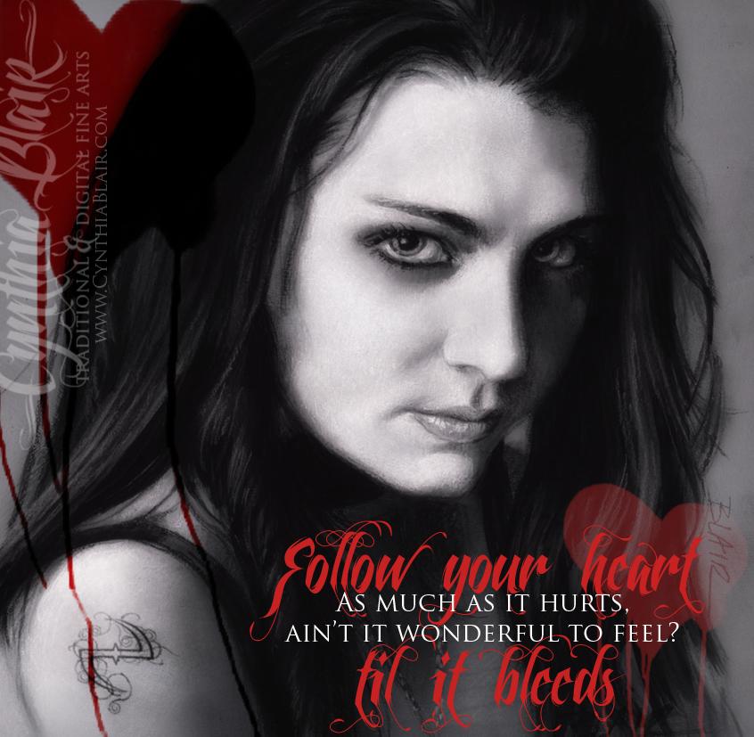An Evanescence Valentine by Cynthia-Blair
