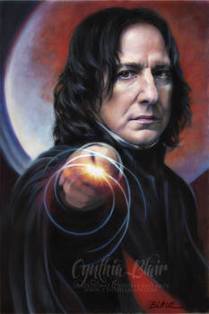 Snape: Defense Against the Dark Arts