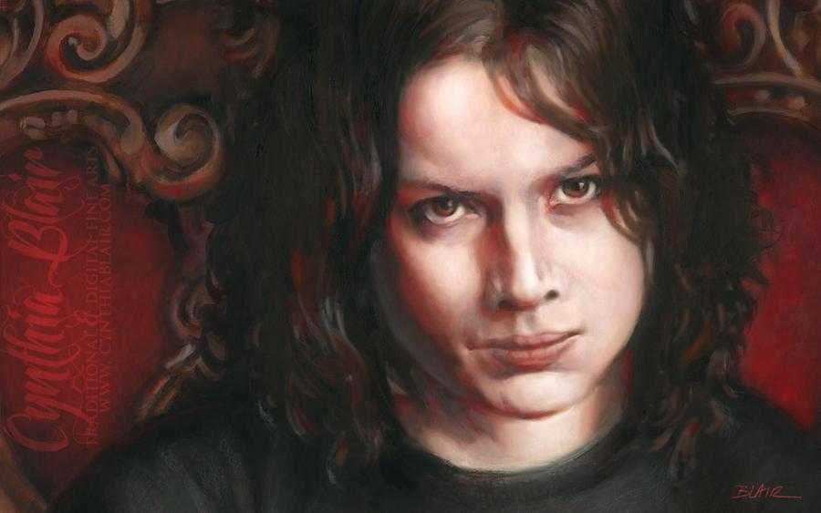 Jack White Portrait Detail By Cynthia-Blair On DeviantArt
