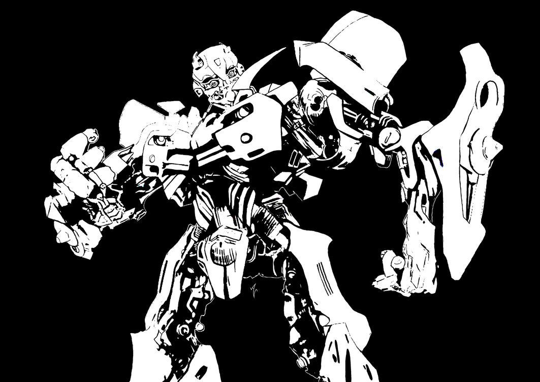 Transformers-Bumblebee by FreeMind93