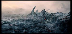 Speed Painting-Alien World