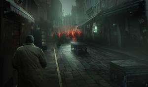 Investigation In The Slums