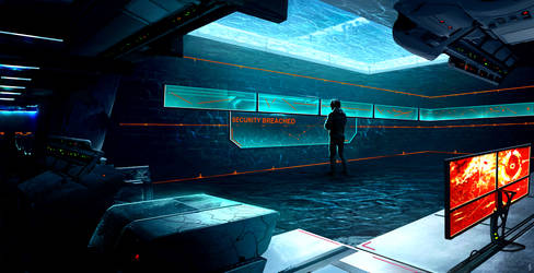 Dr REM's Secret Lab - Control Room