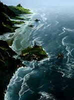 Island by FreeMind93