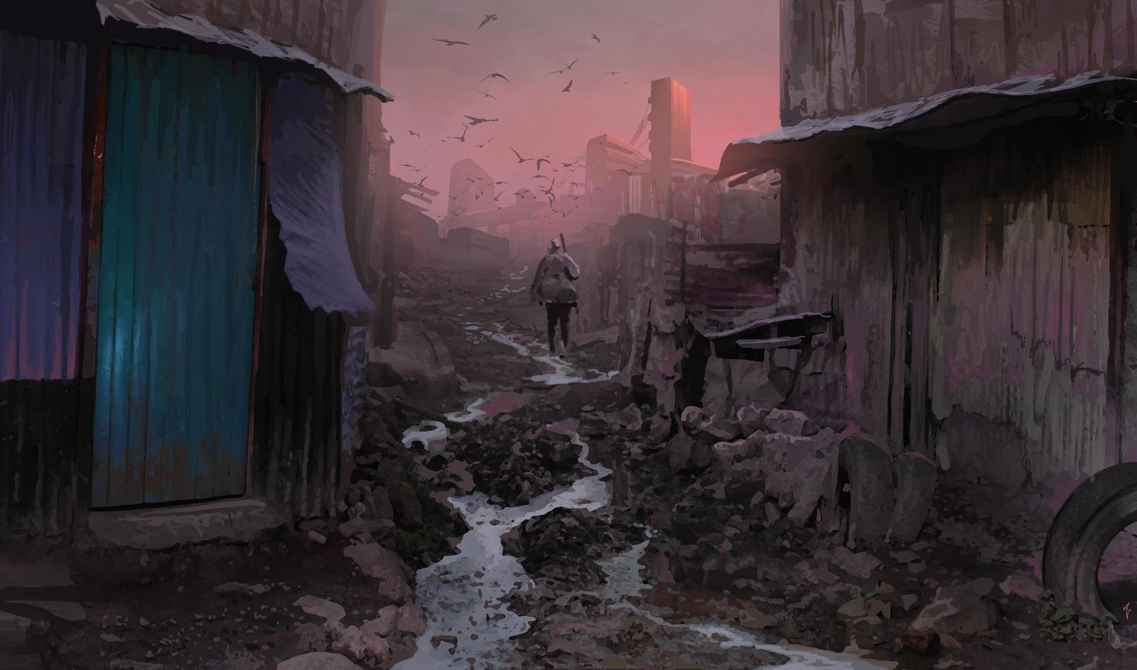 Wanderer by FreeMind93
