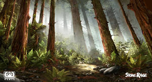 Stone Rage - Redwood Forest