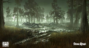Stone Rage - Swampland