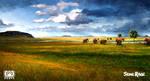 Stone Rage - Grassland