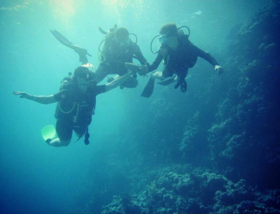 Underwater by SomeInfinite