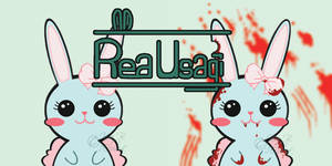Commission: Twitchchannel ReaUsagi layout