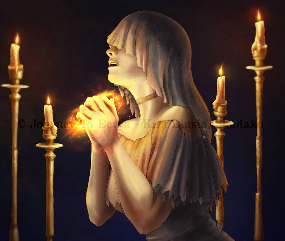 Collab: Prayer to the Goddess
