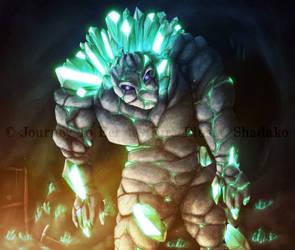 Journey to Ecrya: The Precious Cavern