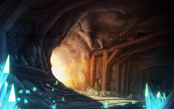 Journey to Ecrya: Aged Gemstone Mine