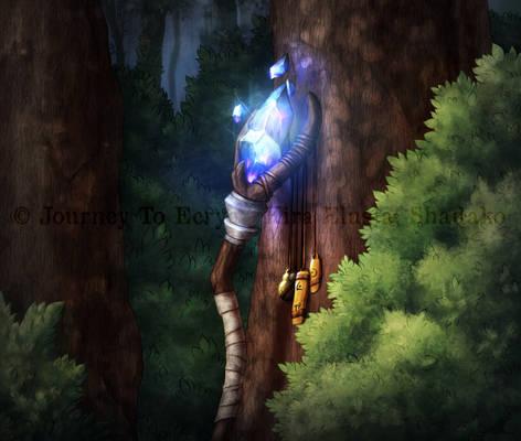 Journey to Ecrya: Heirloom of the Mage