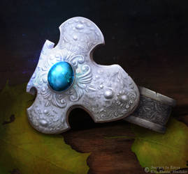 Journey to Ecrya: Ornament of Demise by KiraElusia