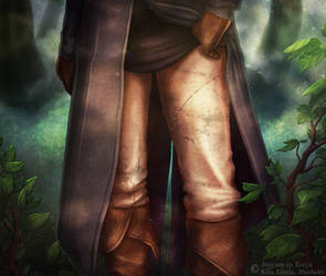 Journey to Ecrya: Moldy Trousers by KiraElusia