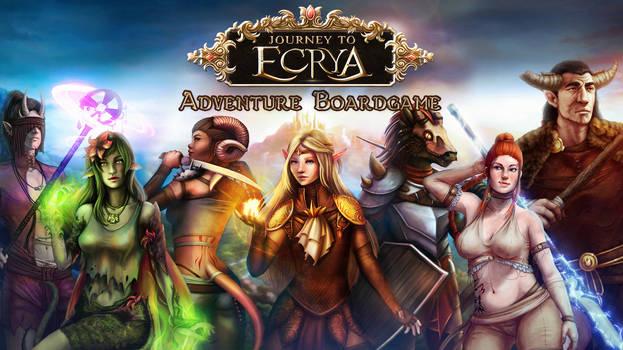 Journey to Ecrya: The Heroes