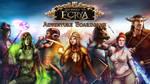 Journey to Ecrya: The Heroes by KiraElusia
