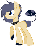 DTA Cotton Mouth Pony (CLOSED) by ImSuchAKawaiiPotato