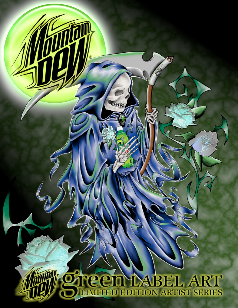 Dew Reaper by draconiangem